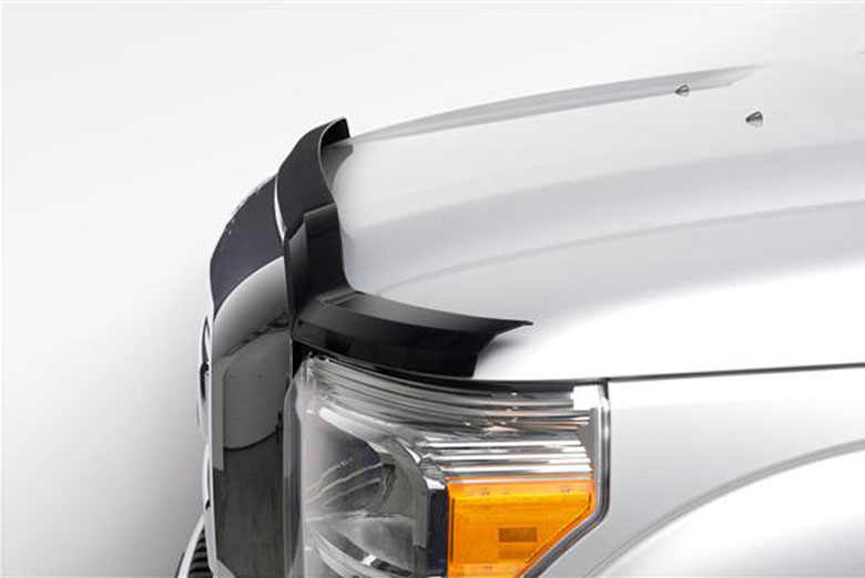 2014 Ford F-250 Element Tinted Hood Shields
