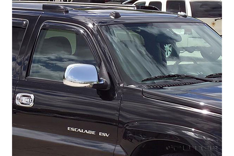 2004 Chevrolet Avalanche Element Tinted Window Visors