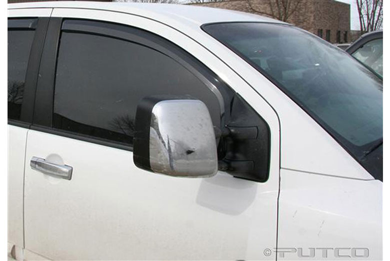 2005 Nissan Titan Element Tinted Window Visors