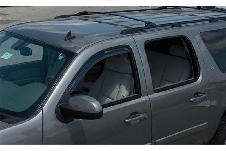 2009 Chevrolet Tahoe Element Tinted Window Visors