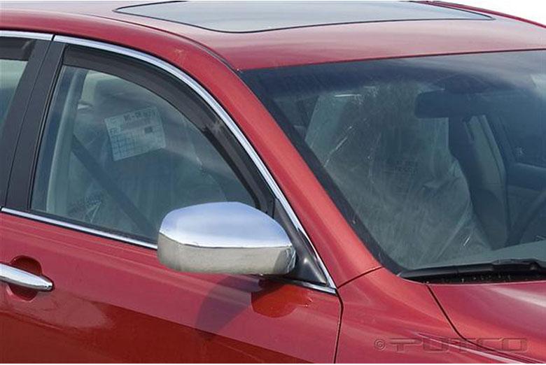 2008 Toyota Camry Element Tinted Window Visors