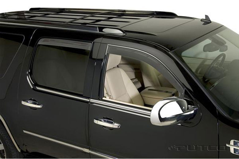 2014 Cadillac Escalade Element Tinted Window Visors
