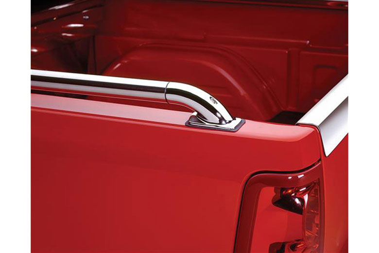 1987 Ford F-350 SSR Locker Bed Rails