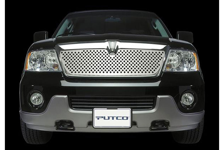 2006 Chevrolet Equinox Designer FX Diamond Punch Grille