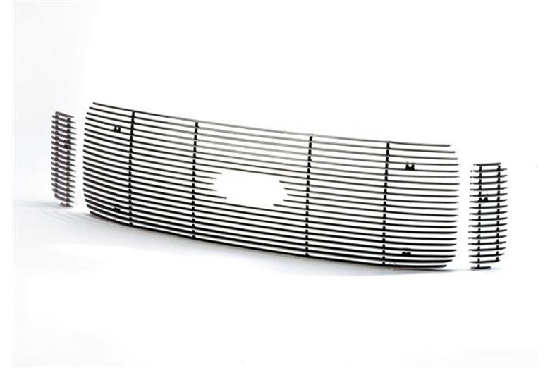 2014 Nissan Titan Shadow Billet Grille