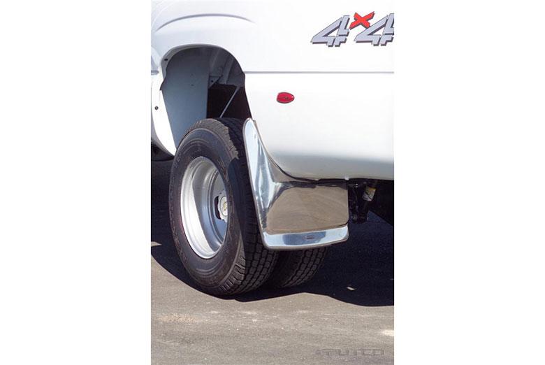2004 Chevrolet Silverado Form Fitted Rear Mud Skins