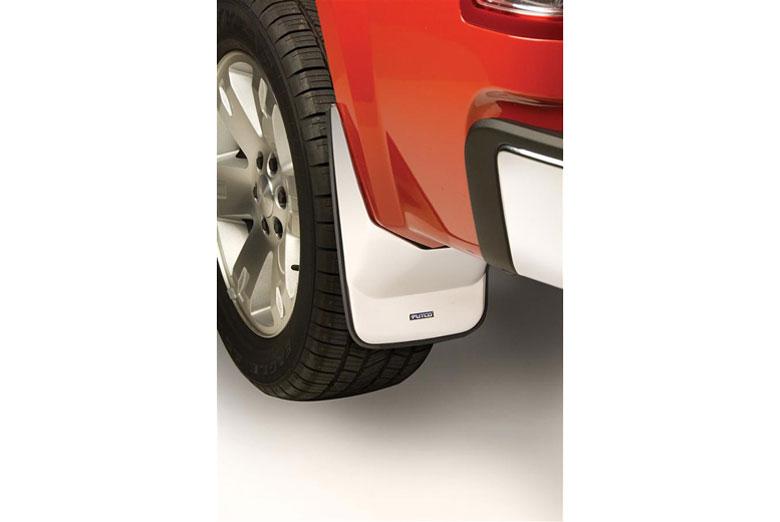 2012 Chevrolet Silverado Form Fitted Mud Skins