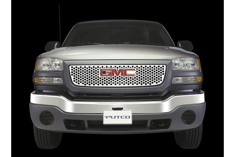 2001 Toyota Sequoia Punch Grille