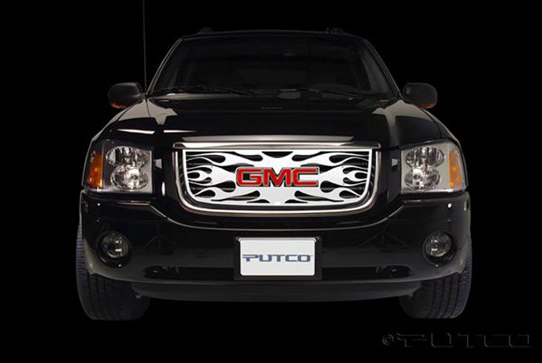 2003 GMC Envoy Flaming Inferno Grille