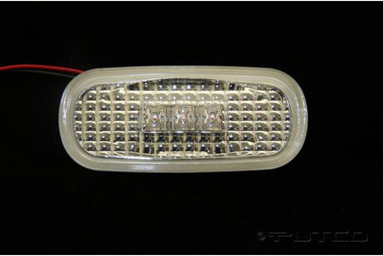 2008 Dodge Ram LED Fender Marker Lights