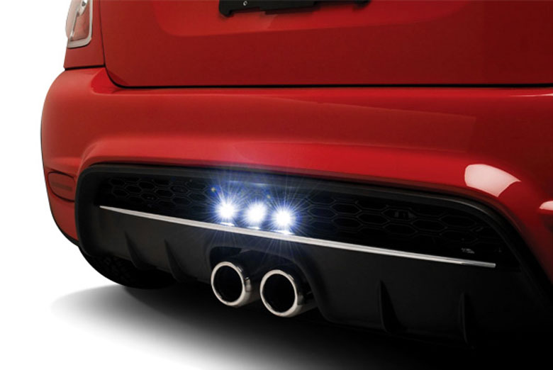 2008 MINI Cooper LED Daytime Running Lamps Kit