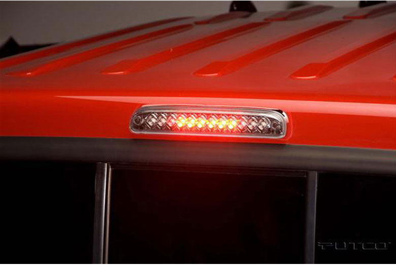 2001 Ford Ranger LED Clear Third Brake Lights