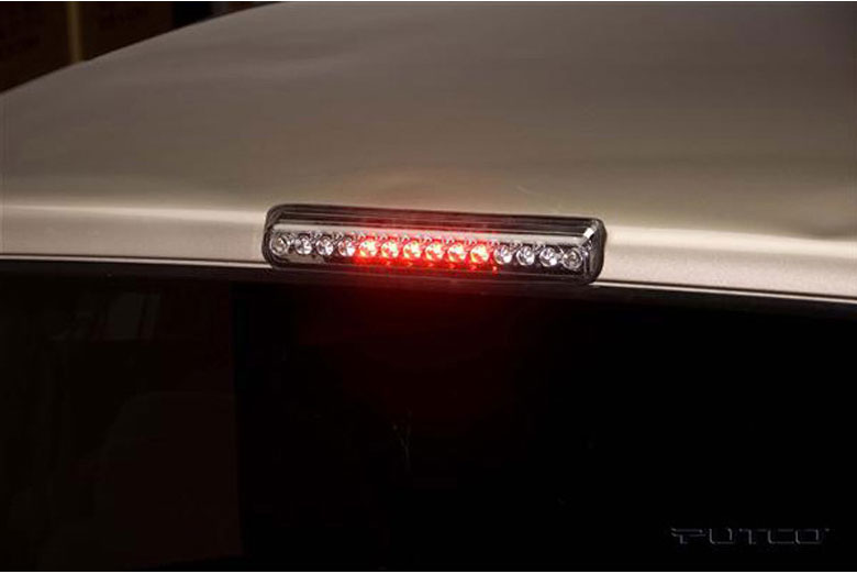 1998 Chevrolet Silverado LED Clear Third Brake Lights