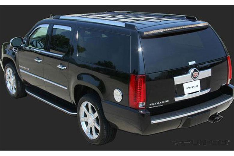 2009 Cadillac Escalade LED Clear Third Brake Lights