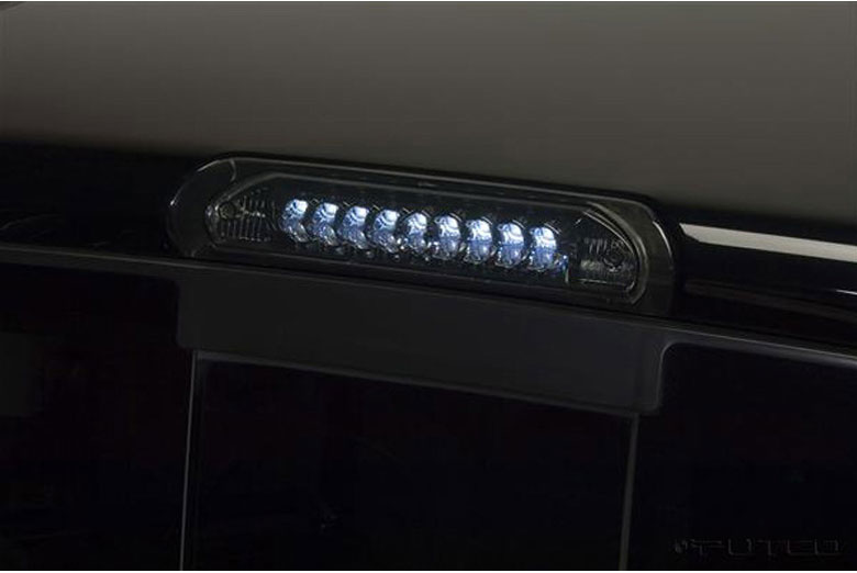 2008 Dodge Ram LED Clear Third Brake Lights