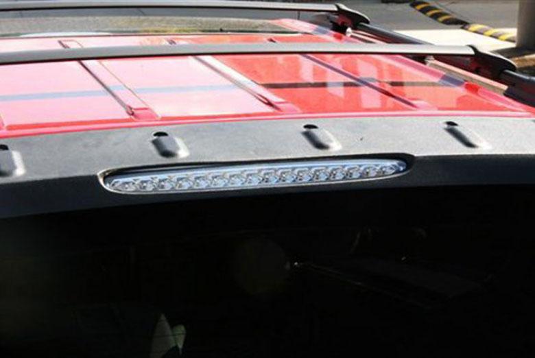 2014 Dodge Ram LED Clear Third Brake Lights