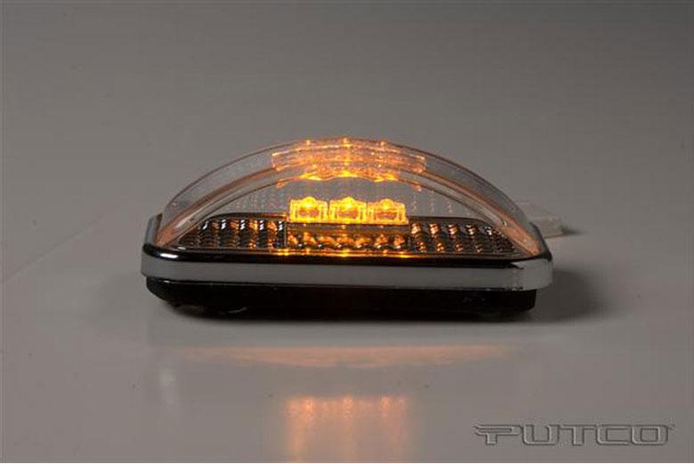 2004 Hummer H2 LED Roof Lamps