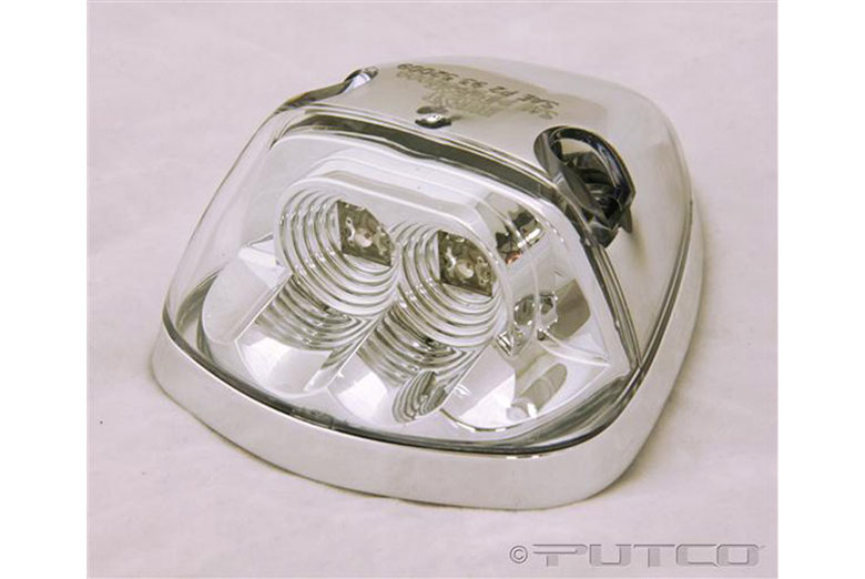 1995 Dodge Ram LED Clear Roof Lamps