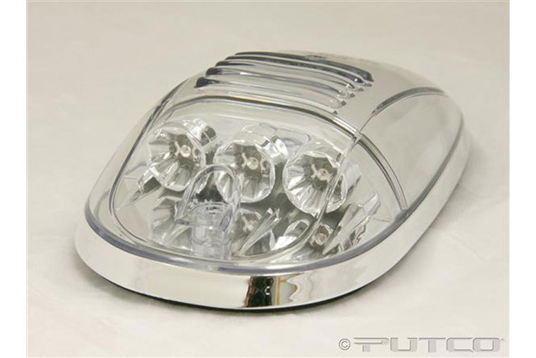 2004 Dodge Ram LED Clear Roof Lamps