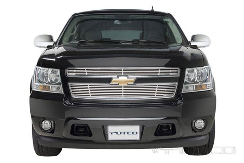 2013 Chevrolet Avalanche Liquid Grille