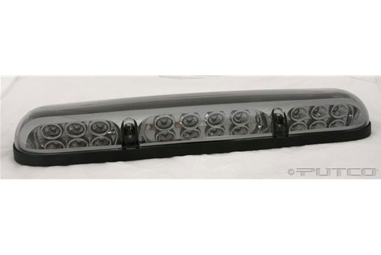 2005 Chevrolet Silverado LED Smoke Roof Lamps