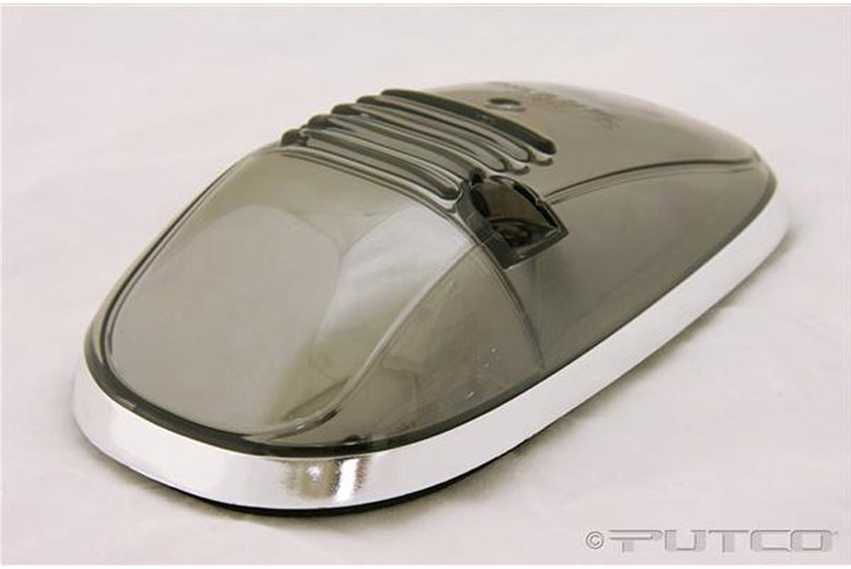 1999 Dodge Ram LED Ion Chrome Roof Lamps