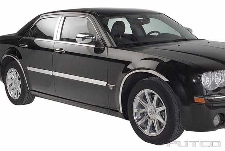 2010 Chrysler 300 Body Side Moldings