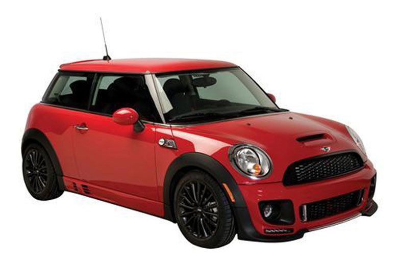 2013 MINI Cooper Body Kit - Full