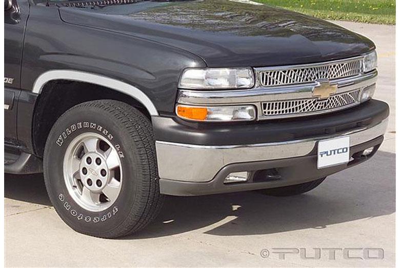 1998 Chevrolet Suburban Half Lengh Fender Trim