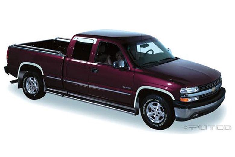 1998 Chevrolet Suburban Full Lengh Fender Trim