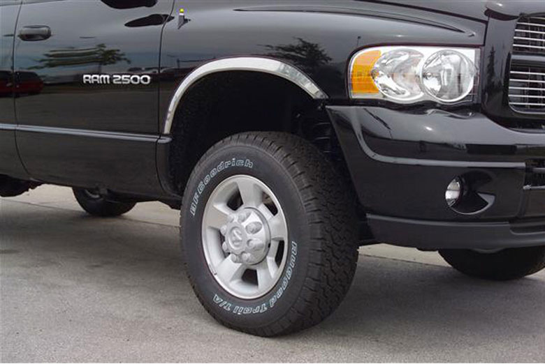 2007 Jeep Grand Cherokee Full Lengh Fender Trim