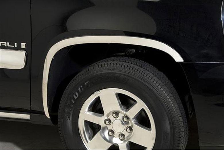 2011 Chevrolet Suburban Full Lengh Fender Trim