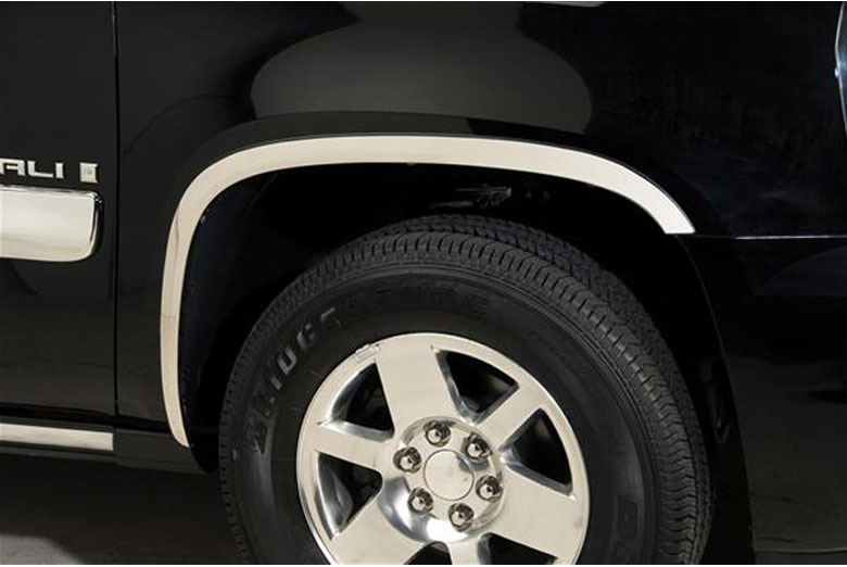 2009 Chevrolet Avalanche Full Lengh Fender Trim