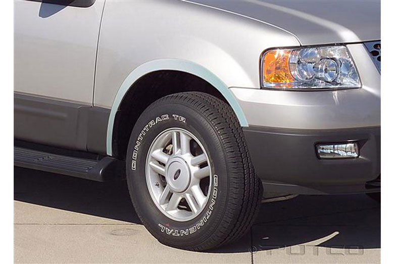 2003 Ford Expedition Full Lengh Fender Trim