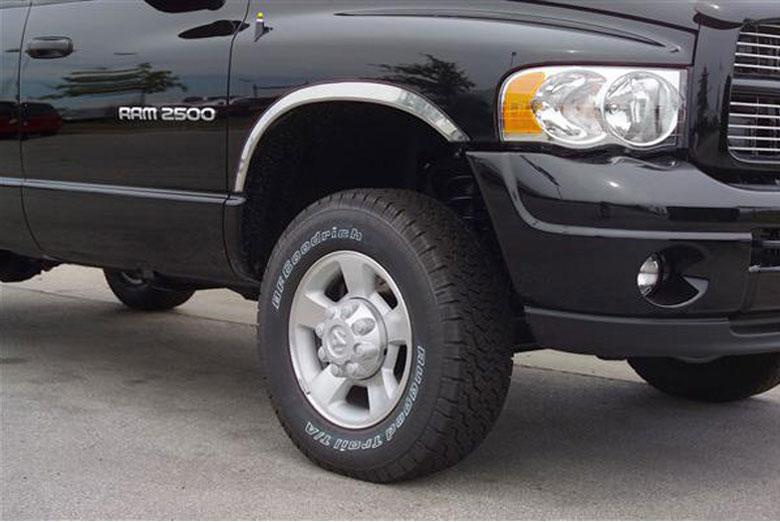 2002 Dodge Durango Full Lengh Fender Trim