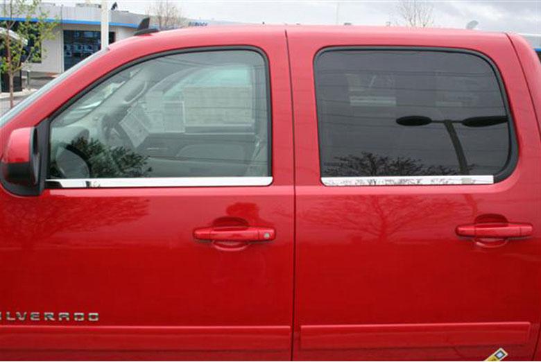2014 Chevrolet Avalanche Window Sills