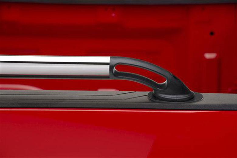 1999 Dodge Dakota Nylon Locker Bed Rails