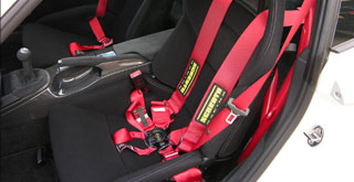 Dodge Custom Racing Seats