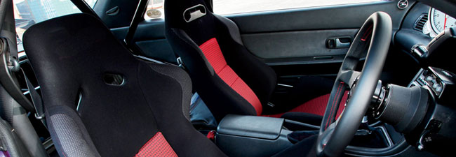 Chevy Racing Seats