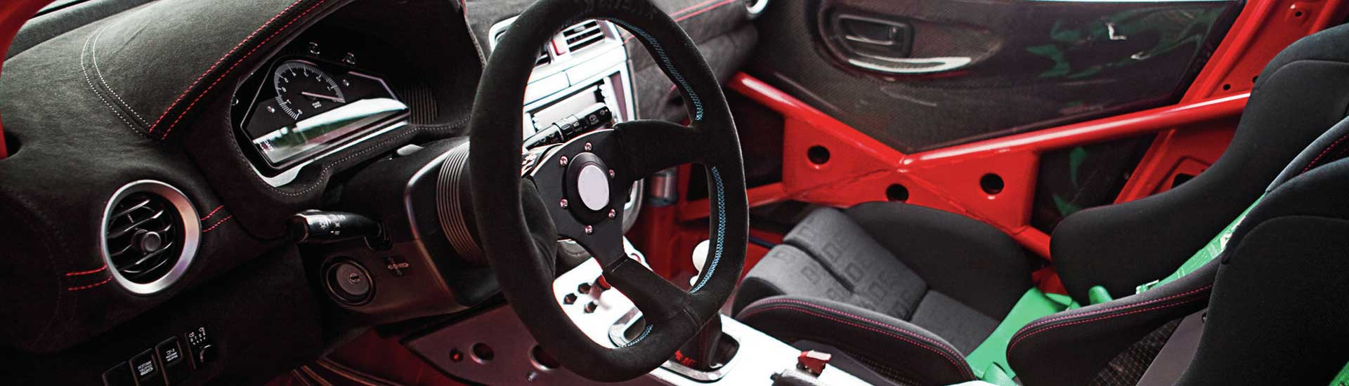 Spec-D Tuning Steering Wheels
