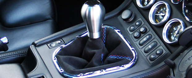 Chrysler Crossfire Shifter Boots