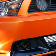 Ford Mustang Fog Light Covers