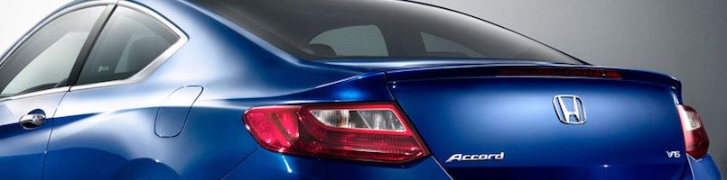 Honda Accord Rear Spoilers