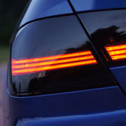 BMW Tail Light Covers