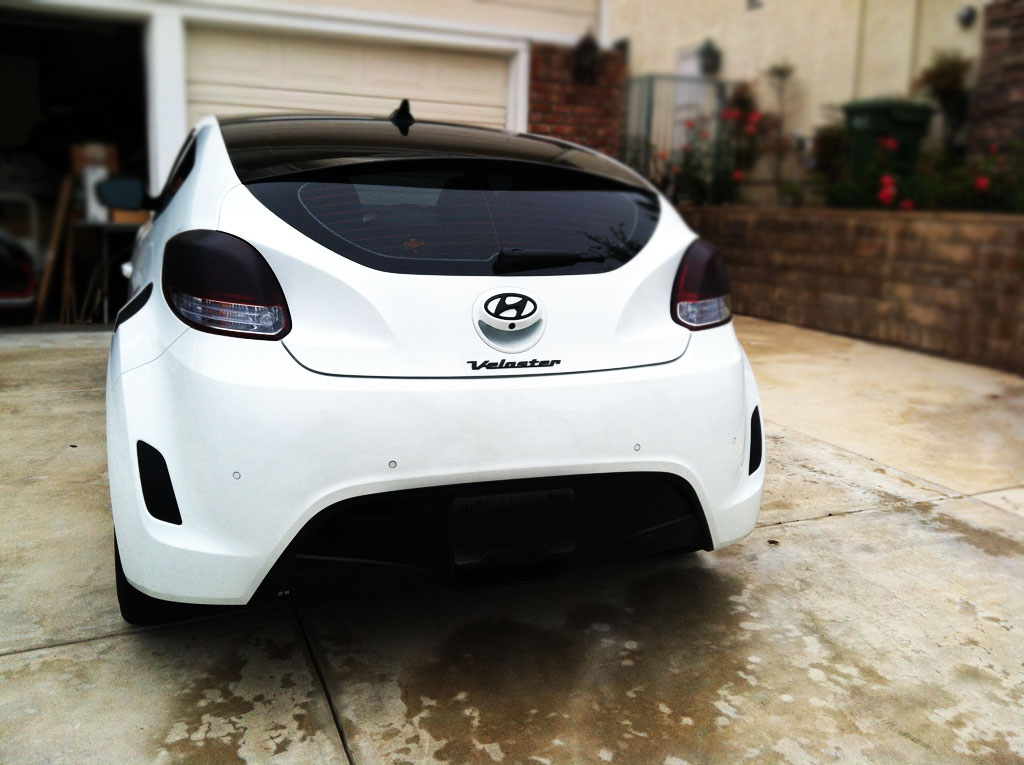 Honda Insight  Tail Light Tint Covers