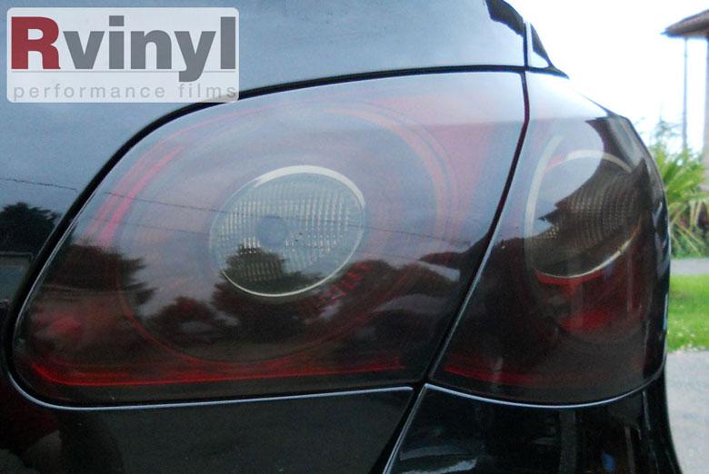 Blackout Smoke Rtint Fog Light Tint Covers for Volkswagen Beetle 1998-2005