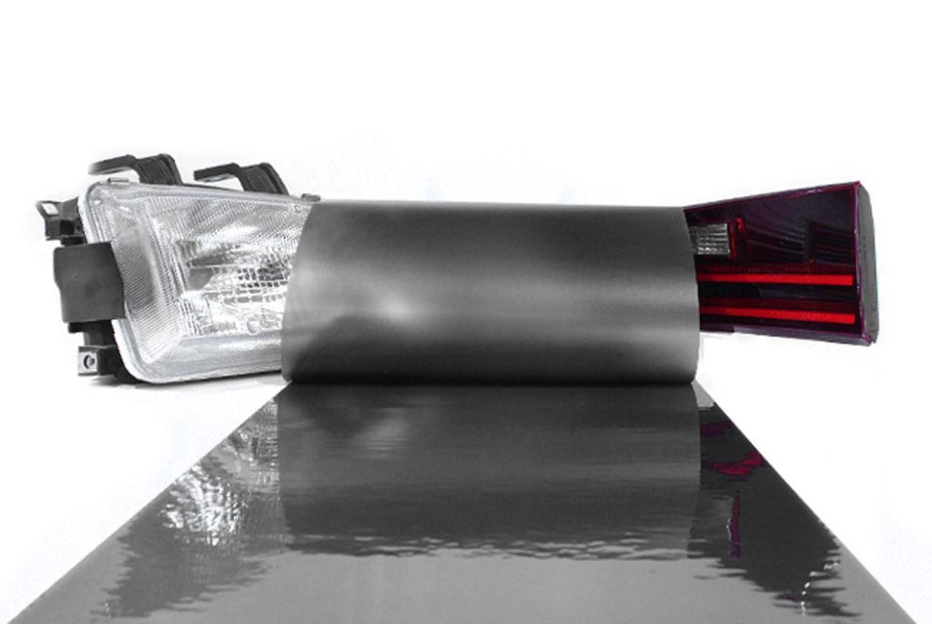 Rtint® Matte Smoke Tint Film