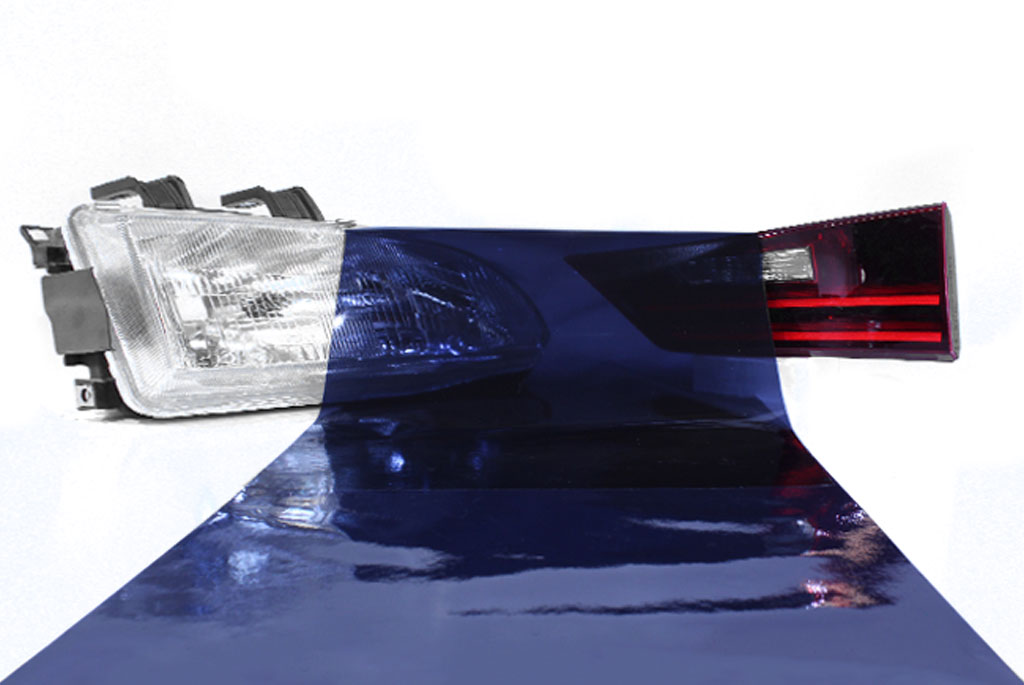 Rtint® Midnight Smoke Tint Film (Static-Cling, No Adhesive)
