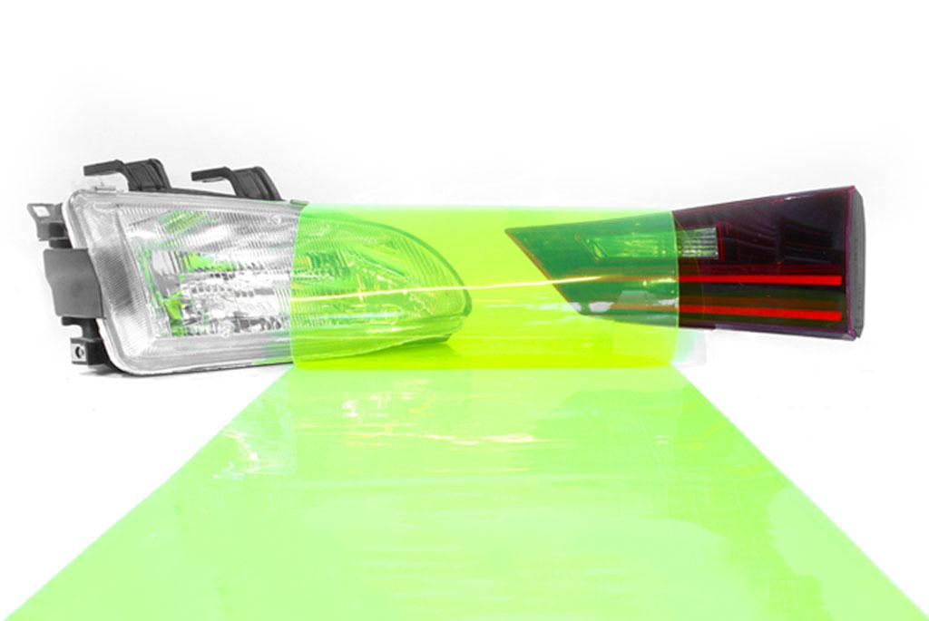 Rtint® Neon Smoke Tint Film