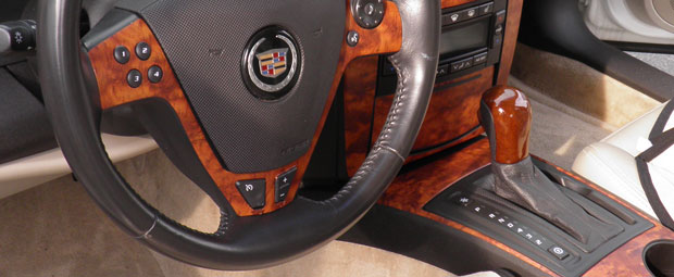 Interior Wood Grain Wraps